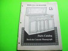 Jukebox Manuals  U0026 Guides For Sale