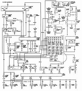 1992 Jeep Wrangler Fuse Box Diagram