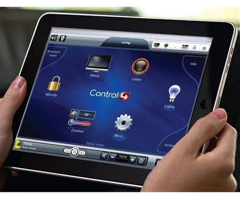 top ipad home automation apps   modern remote