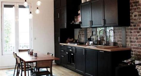 cuisine type bistrot 3 modèles de cuisine modernes pour s 39 inspirerdécoration
