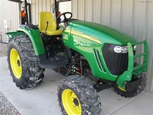 2005 John Deere 4320 Tractors - Compact  1-40hp