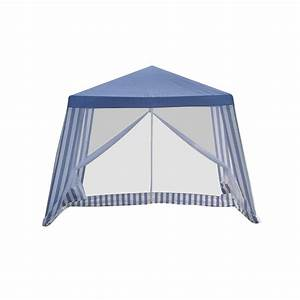 marquee 3 x 3m non permanent gazebo ebay With waterproof outdoor furniture covers bunnings