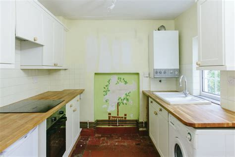 galley kitchen renovation   budget