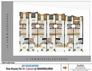 Row House Plans Joy Studio Design Gallery - Best Design