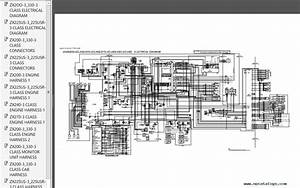 Hitachi Zaxis 3 Series Set Of Pdf Manuals