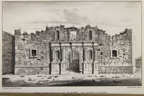 the siege of the alamo bexar after the battle pt 1 the alamo medium