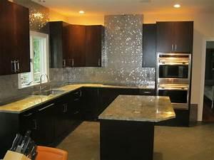 modern backsplash - Modern - Kitchen - Boston - by Tile