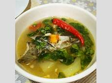Fish Tinola ATBP Philippines At iba pa