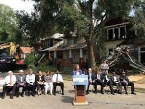 Funding Demolition Projects | Large-Scale Residential ...