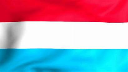 Luxembourg Flag Clips Footage Clipdealer