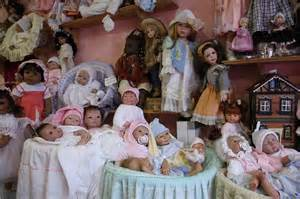 Mary Shortle Dolls