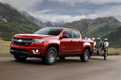 2015 Chevrolet Colorado Z71 Towing 342068 Photo 1