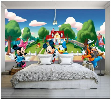 popular wallpapers mickey mouse buy cheap wallpapers