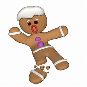 Animated gifs : Gingerbreads