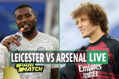 Is Leicester Vs Arsenal On TV? Channel, Live Stream, Score ...