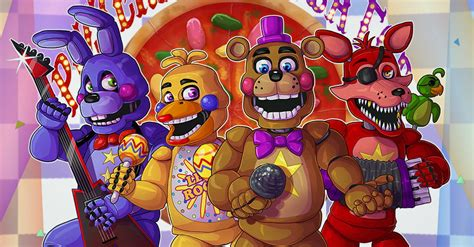 Five Nights At Freddy S Animated Wallpaper - five nights at freddy s sequel secretly releases inside