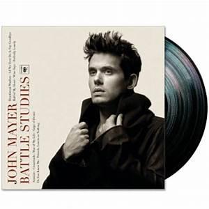 John Mayer Battle Studies Vinyl LP & Bonus Disc ...