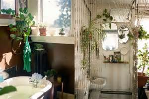 Plants For Bathroom India by 36 Bright Bohemian Bathroom Design Ideas Digsdigs