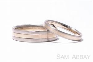 rings with inlay new york wedding ring With white wedding ring