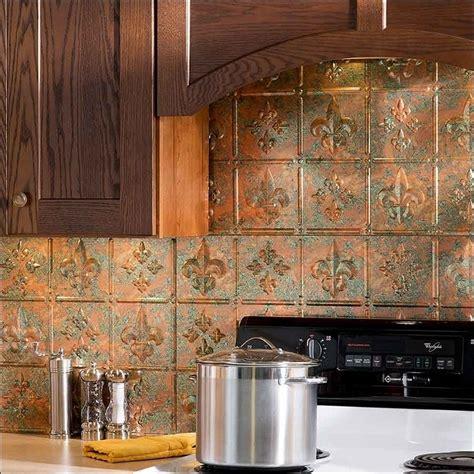 kitchen backsplash sheets tin backsplashes kitchen look tin design unique tin