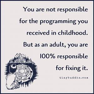 You Are Not Res... Responsible Producer Quotes