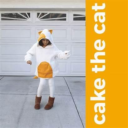 Cat Secret Agent Cake Costume Josephine Spy