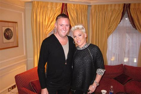 P!nk On Intimidating People, Gaining Weight And Kate