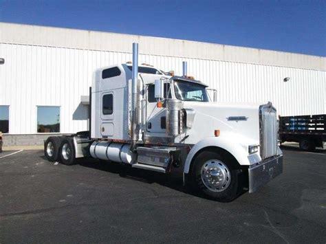 2007 kenworth trucks for sale 2007 kenworth w900l sleeper truck for sale 1 254 008