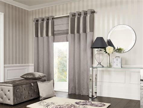 Buy Collection Glitter Wide Stripe Wallpaper From The Next Uk Online Shop Curtain Rods Decorative Styles For Large Windows Canary Yellow Curtains Mosquito Net And Poles Designers Guild Fabric Silent Gliss Hooks Print