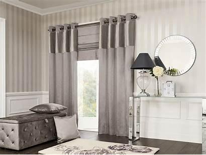 Curtains Living Lounge Velvet Striped Glitter Bedroom