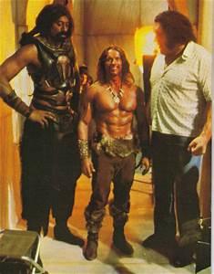 STRENGTH FIGHTER™: Arnold Schwarzenegger Wilt Chamberlain ...