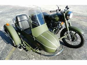 Sidecar Royal Enfield : buy 2014 royal enfield c5 army with sidecar on 2040 motos ~ Medecine-chirurgie-esthetiques.com Avis de Voitures