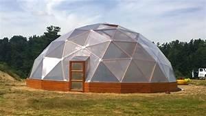 Faire Sa Serre En Polycarbonate : une serre originale pour mon jardin serre d me en ~ Premium-room.com Idées de Décoration