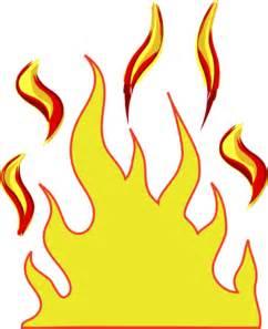 Flames Real Clip Art at Clker.com - vector clip art online ...