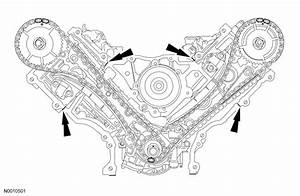 Ford 4 6 3v Engine Timing Chain