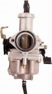 Carburetor - 30mm  Manual Choke With Primer