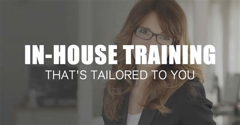 house training courses  effective
