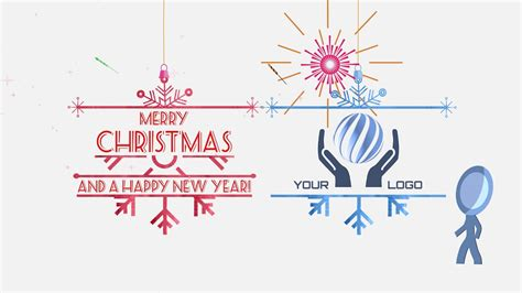 Christmas Wishes After Effects Templates by Christmas Wishes After Effects Template Project Youtube