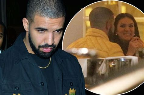Drake Pictured On Date Night With His 'baby Momma' Sophie