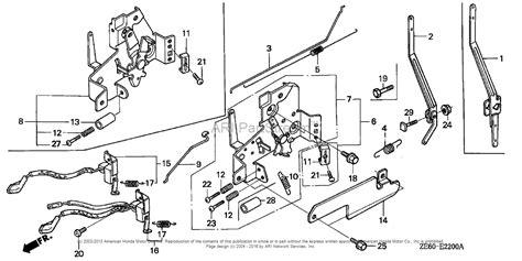 Honda Engines Gxv Engine Jpn Vin