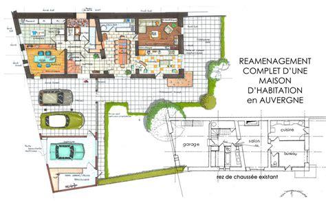 plan chambre feng shui am 233 nagement feng shui particulier maison en auvergne