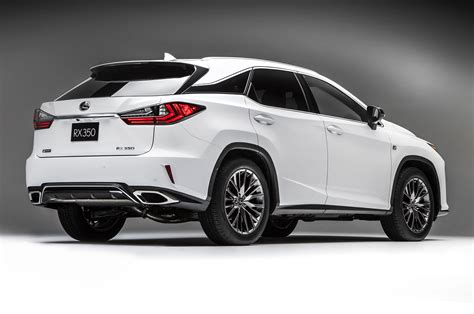 lexus rx 2016 f sport 2016 lexus rx first look photo gallery motor trend