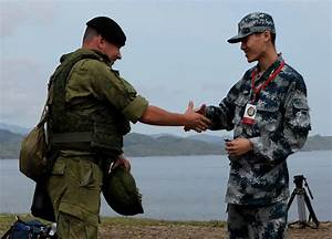 Report: Increased Chinese and Russian Military Cooperation ...