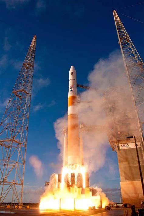 Spaceflight Now   Delta Launch Report   GPS 2F-3 satellite ...