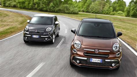 2018 Fiat 500l Updated With 40 New Parts Autoevolution