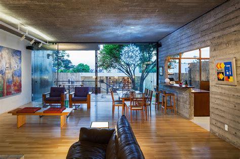 trendy urban house  sao paulo brazil