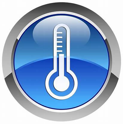 Thermostat Thermometer Clipart Icon Transparent Nest Buyer