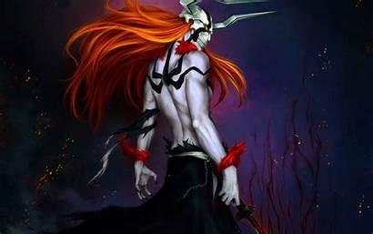 Bleach Ichigo Lorde Vasto Anime Kurosaki Wallpapers