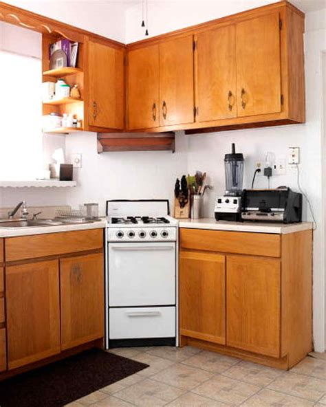 Small Kitchen Makeover Ideas Fabulous Adorable Small