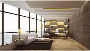 Interior Design For Office Cabin 2018 - YouTube